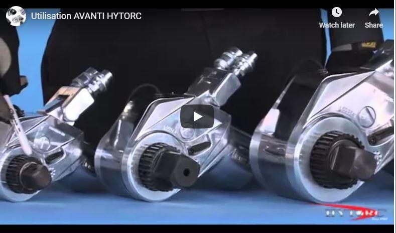 Boulonnage Industriel: Opération (vidéo)