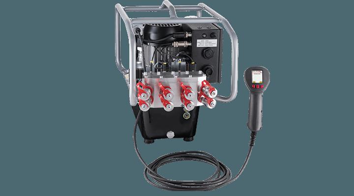 Pompes hydrauliques; Électriques et AIR